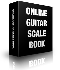 Online Guitar Scale Book