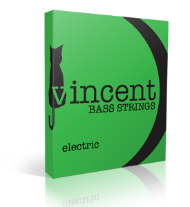 Electric Bass Guitar Strings
